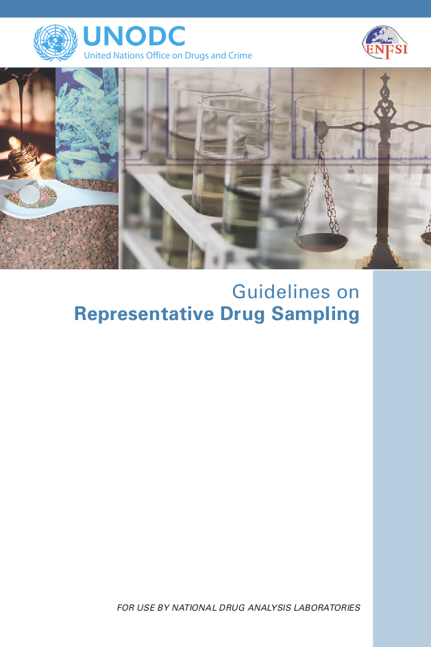 United Nations Office on Drugs and Crime - Guidelines on Representative Drug Sampling