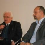Sergio Schiavone e Bruno Gambarotta
